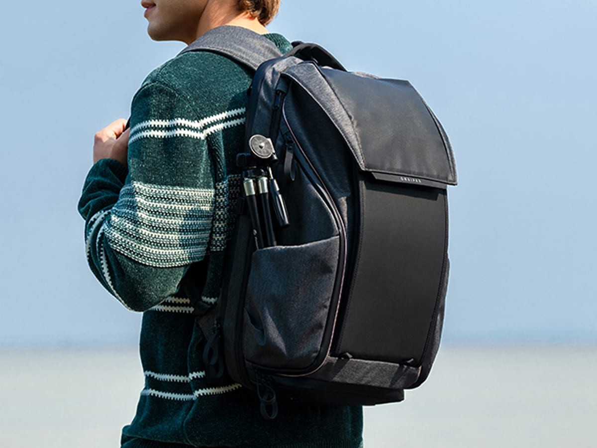 DAWN Versatile Urban Backpack is full of all the tech you need