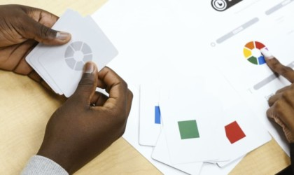 Design Eye: The Graphic Design Education Game
