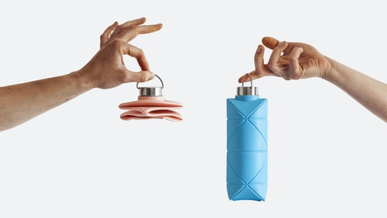 Origami Bottle Novel Reusable Bottle