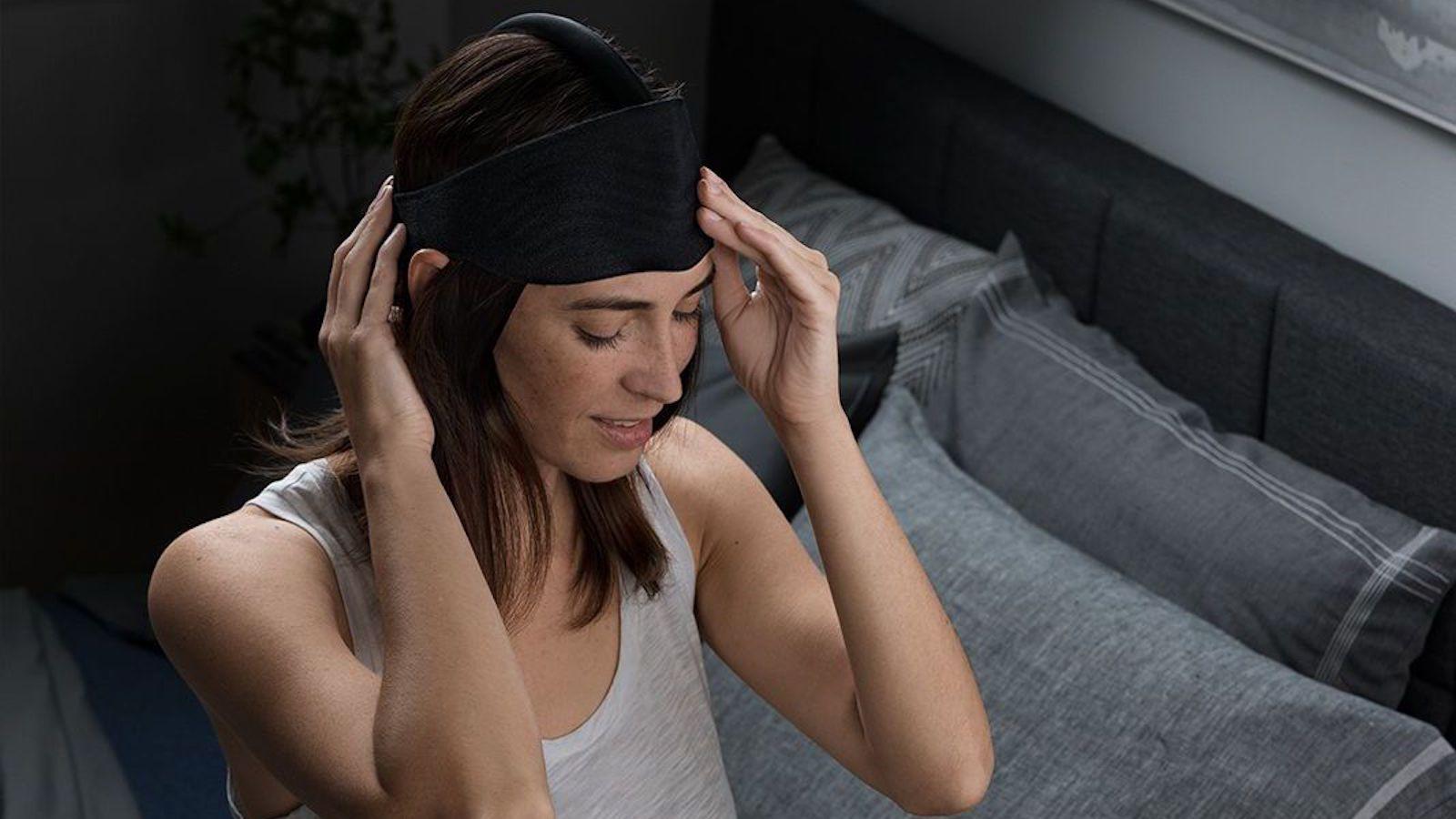 Ebb Therapeutics ComfortBand Sleep Eye Mask