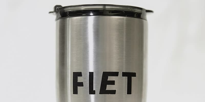 FLET Iced Drink Tumbler