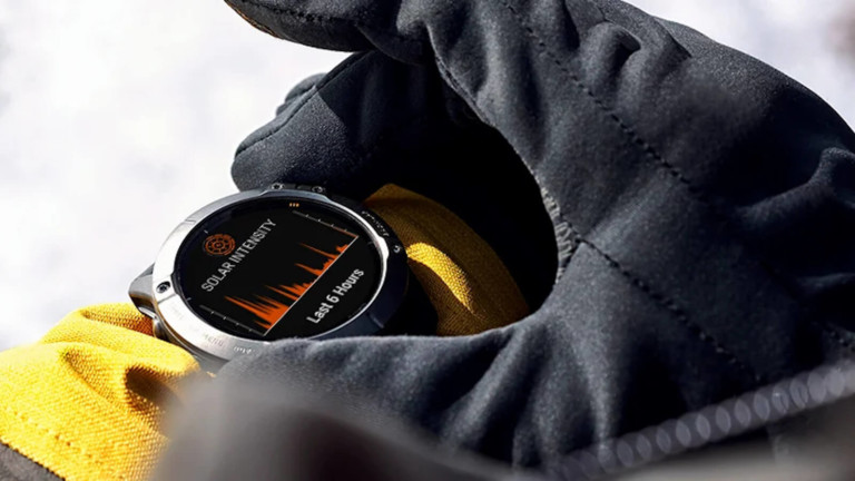 Garmin fēnix 6 Series GPS Smartwatches motivate your workouts