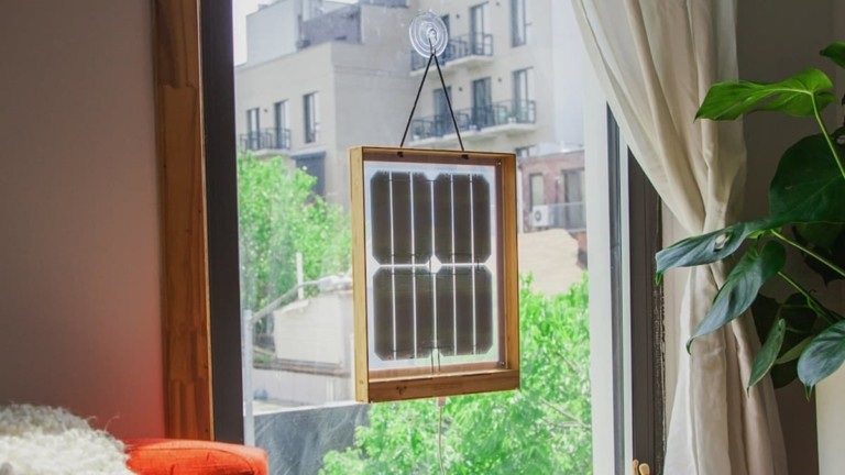 Grouphug Designer Window Solar Charger