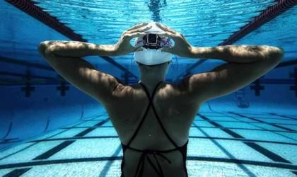 H2O Audio Interval Swim Headphones
