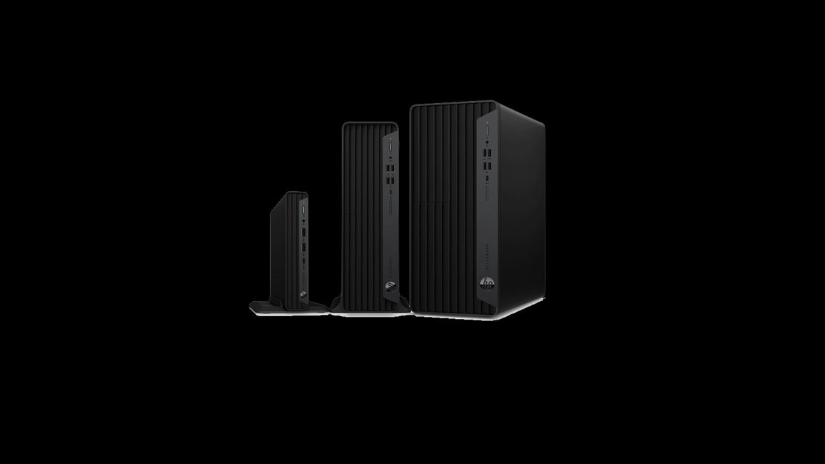 HP EliteDesk 800 G6 Series PC Productivity Devices let you work like never before