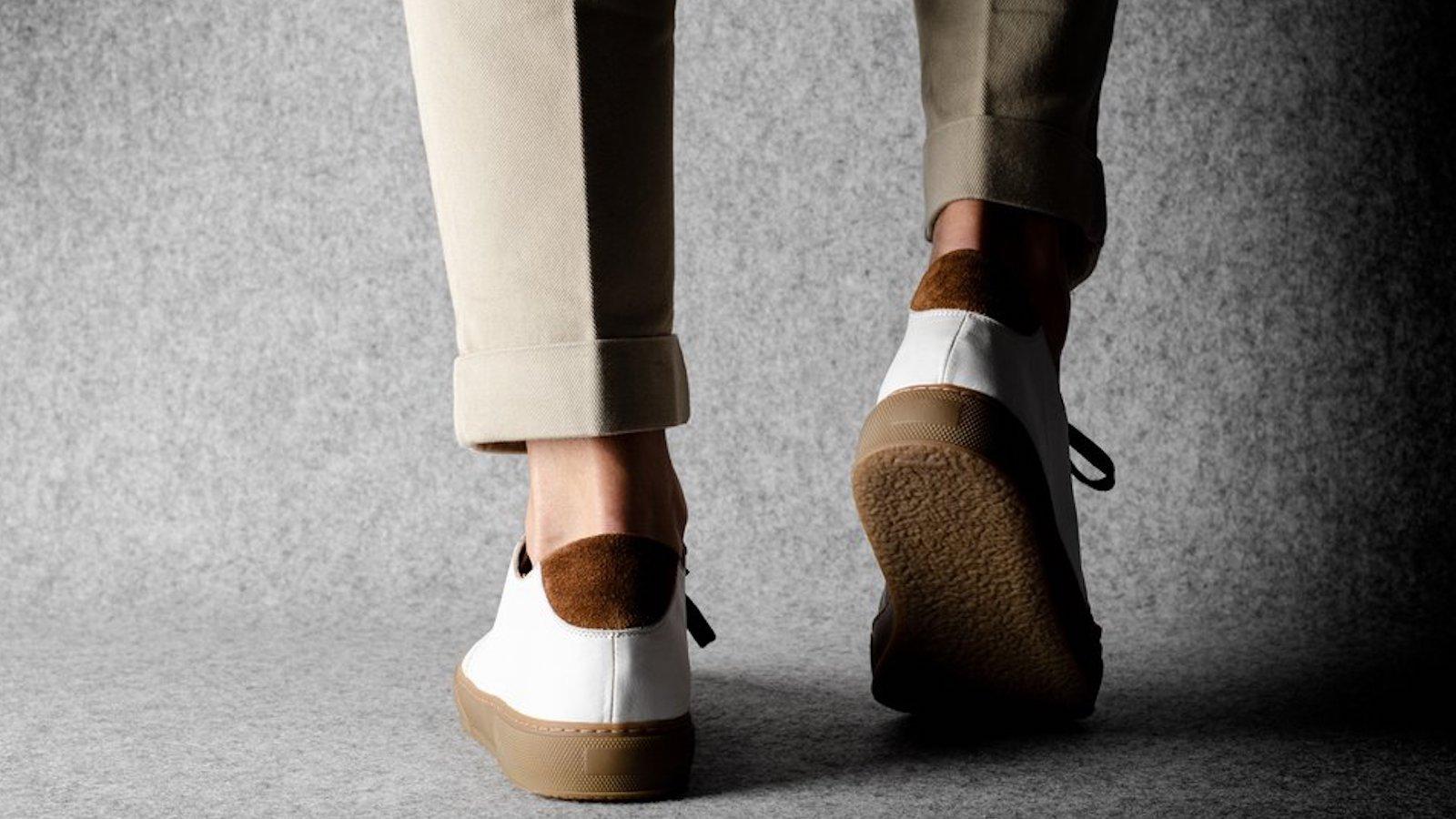 hardgraft Low Top Sneaker Casual Footwear