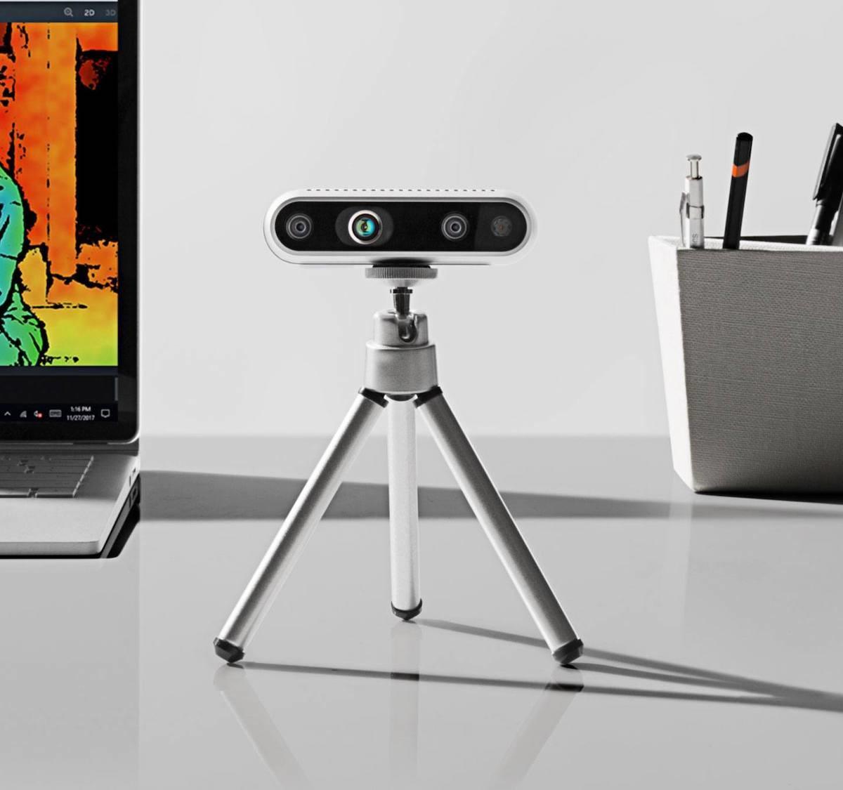 Intel RealSense D455 Depth Camera offers impressive precision and accuracy