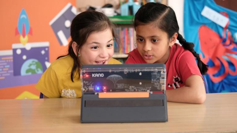 Kano PC Educational Edition Student Laptop modernizes learning