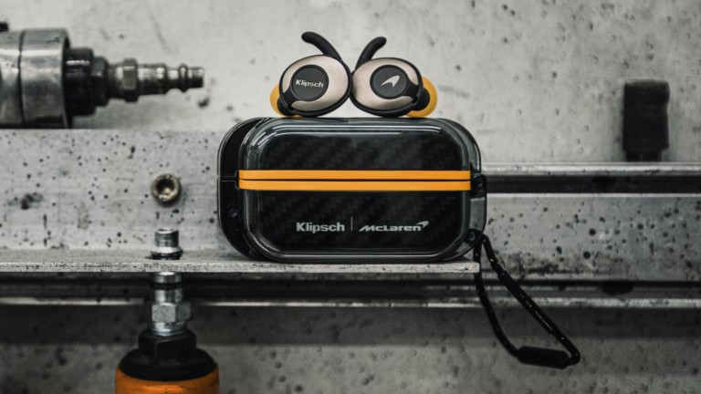 Klipsch T5 II McLaren Edition Earphones are style and quality wrapped in one package