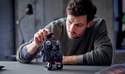 LEGO Star Wars Building Set TIE Fighter Pilot Helmet