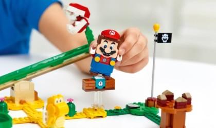 LEGO Super Mario Interactive Building Sets