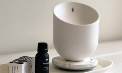 Lexon Miami Scent Ultrasonic Aroma Diffuser
