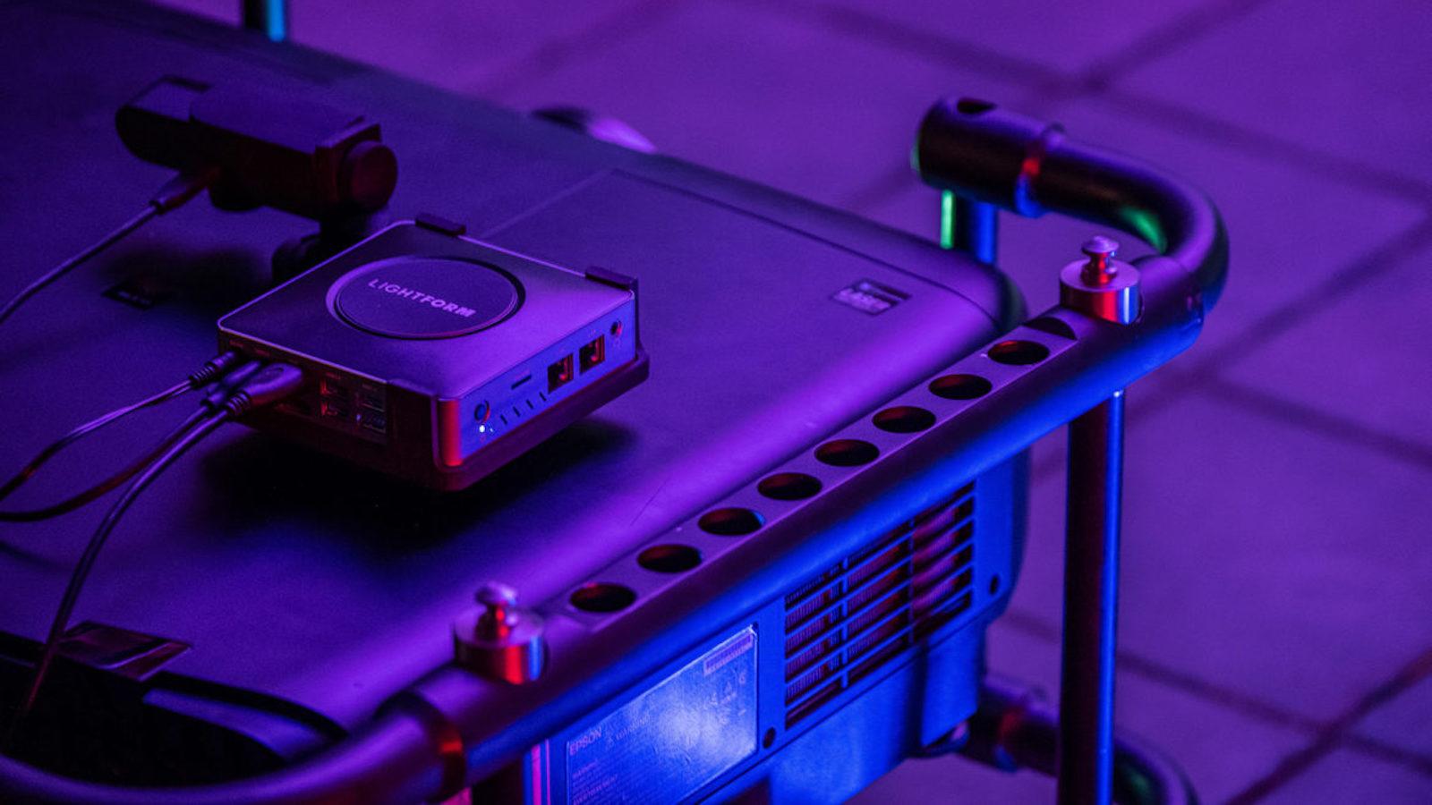 Lightform LFC Kit Projector Mounting System