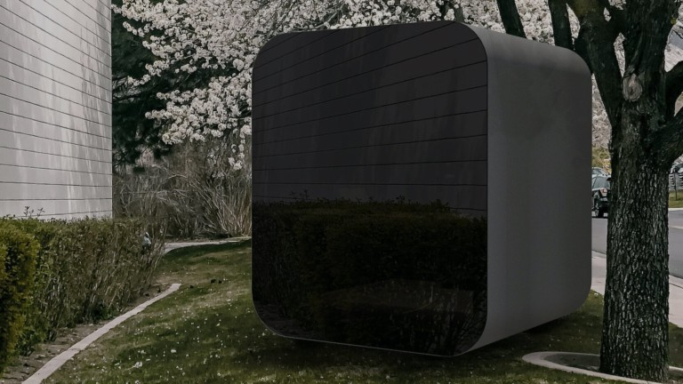 Livit Studypod Luxury Garden Room provides additional space for working from home