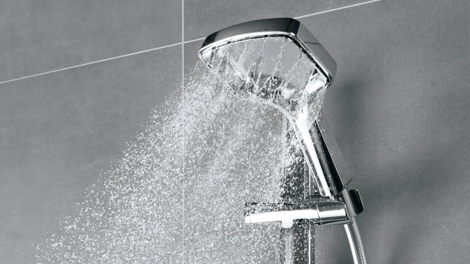 Methven Rua Handset Shower Accessory delivers a powerful water spray