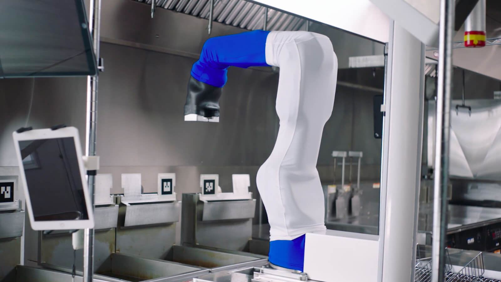 Miso Robotics Flippy Robot Kitchen Assistant
