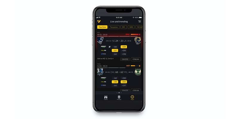 OmniView Sports GameChangr All-Sports Smart Remote