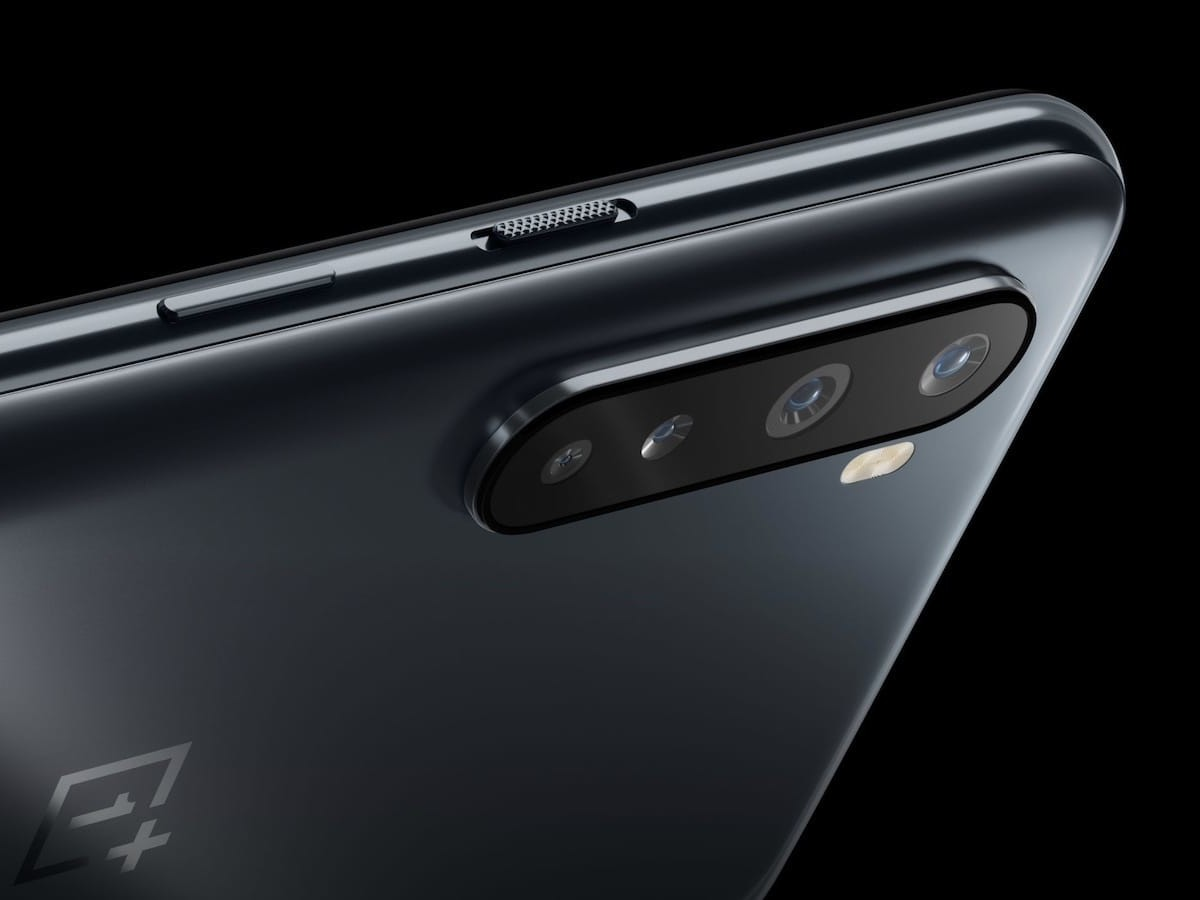 OnePlus Nord AR smartphone now comes in a limited-edition gray ash