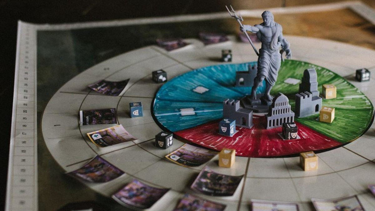 Our latest board game favorites from Kickstarter