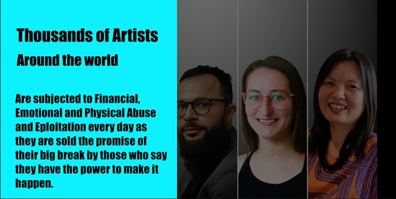 Playbook Hub Platform for Artists