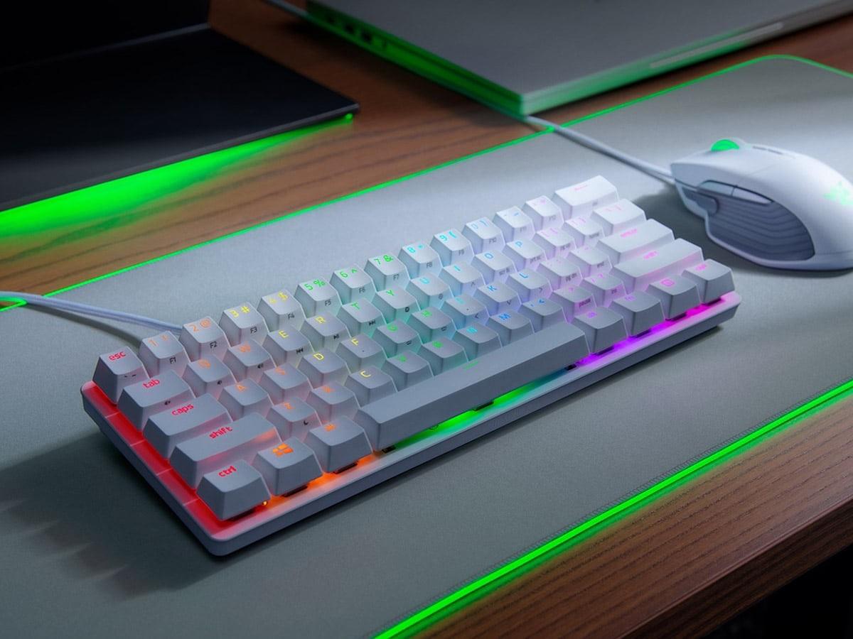 Razer Huntsman Mini Portable Gaming Keyboard uses cutting-edge Optical Switches
