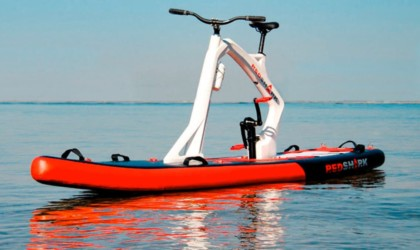 Red Shark Bikes Enjoy Inflatable Stand-up Paddleboard