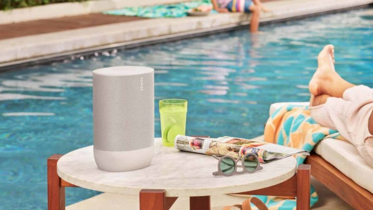 SONOS Move Drop-Resistant Wi-Fi Speaker