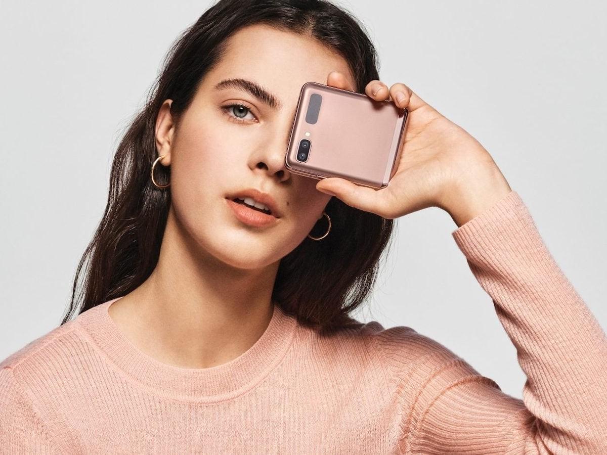 Samsung Galaxy Z Flip 5G Foldable Smartphone uses the Snapdragon 865 Plus processor