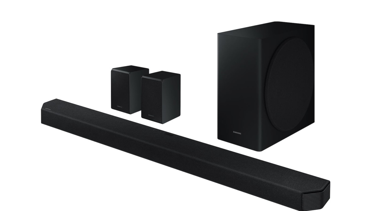 Samsung HW-Q950T and HW-Q900T Premium Soundbars support Dolby Atmos