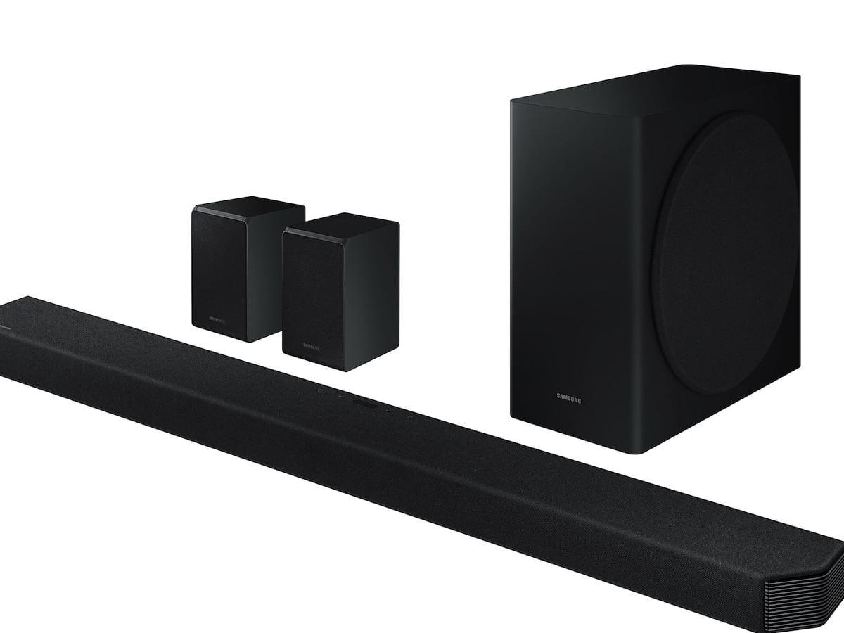 Samsung HW-Q950T and HW-Q900T Premium Soundbars support Dolby Atmos