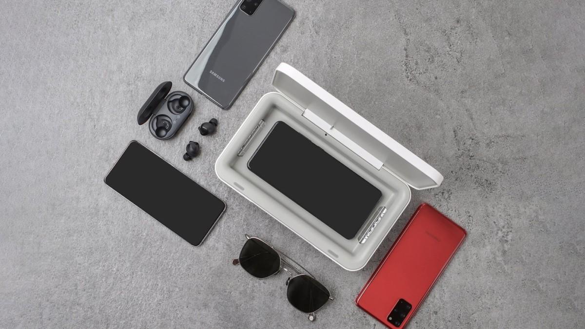 Samsung ITFIT UV Sterilizer Smartphone Cleaner
