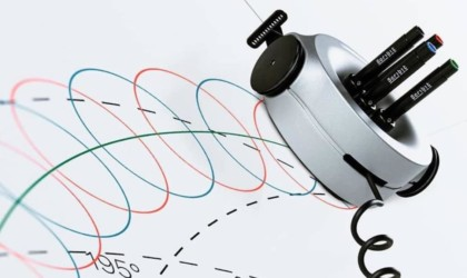 Scribit Write & Erase Robot