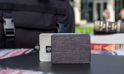 Seagate One Touch SSD Tiny External Drive