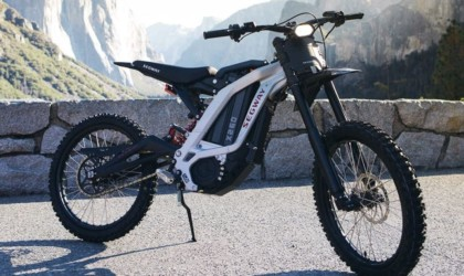 Segway X160 & X260 Dirt eBike Electric Off-Road Bicycles