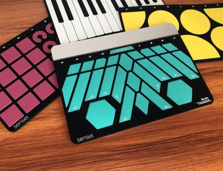 Sensel Morph MIDI Controller