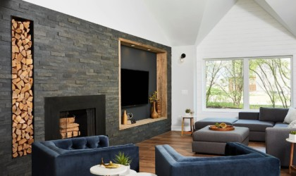 Slate-ish Recycled Paper Wall Tiles