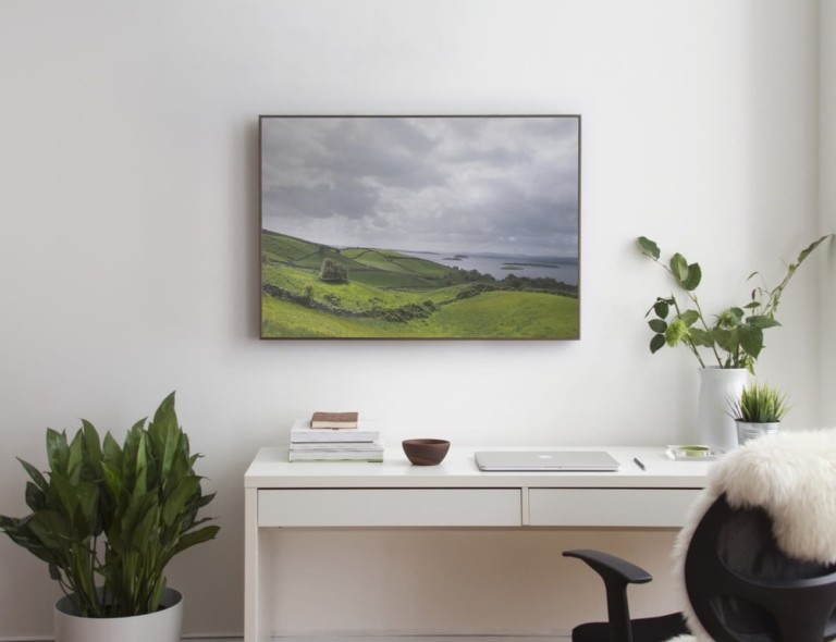 Soundwall-Smart Wall Speaker + Canvas Art