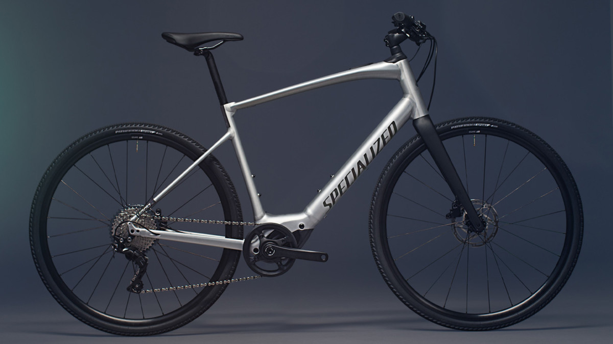 Specialized Turbo Vado SL 5.0 EQ Powerful eBike travels up to 120 miles on a single charge