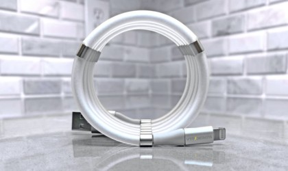 SuperCalla Easy-Coil Charging Cables