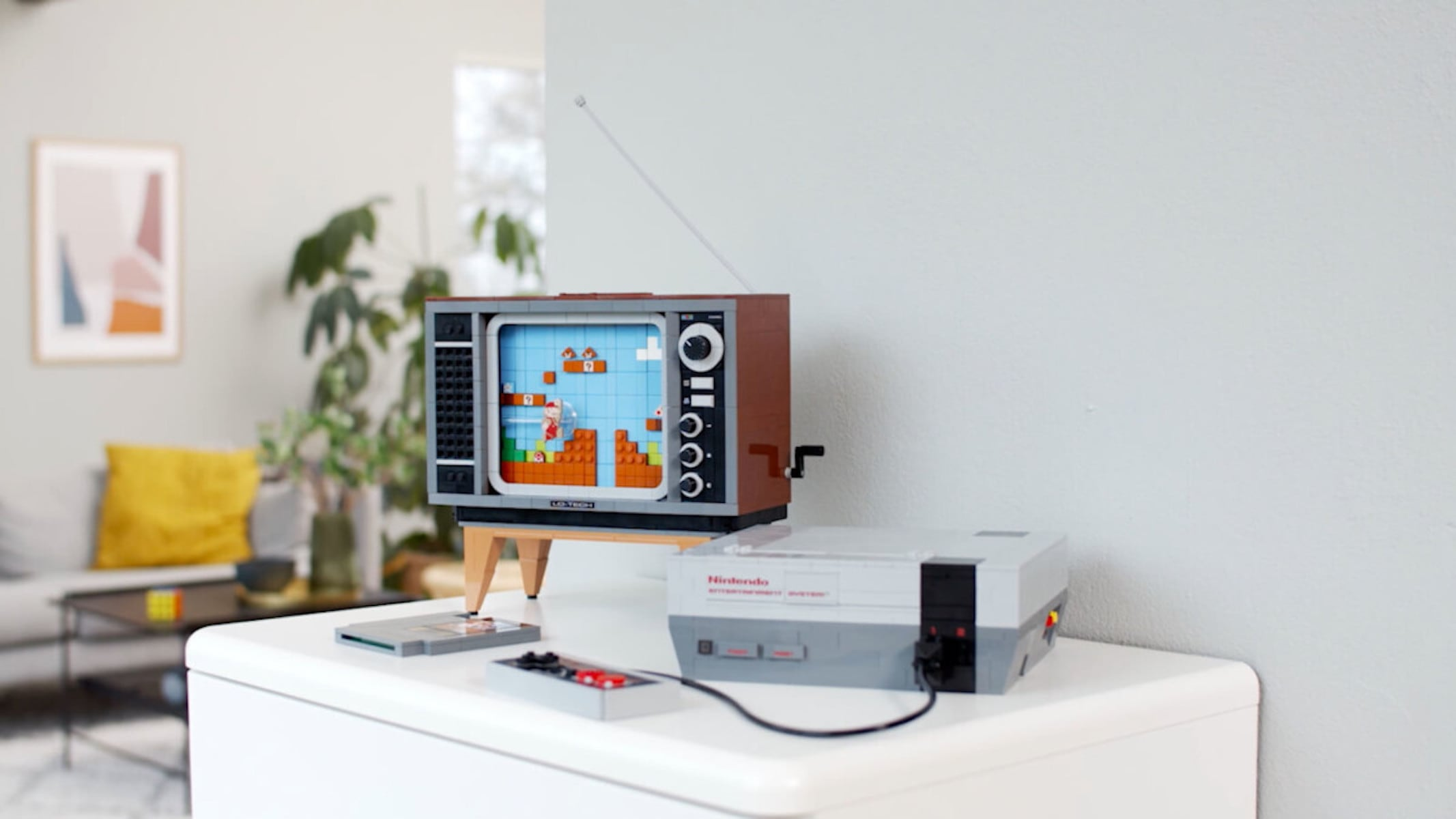These LEGO gadgets merge tech with building blocks