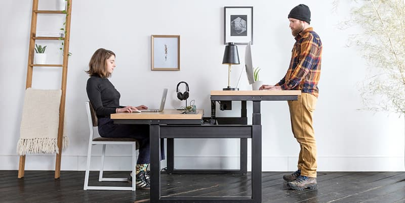 Uhuru Minim Rise Sit/Stand Workstation