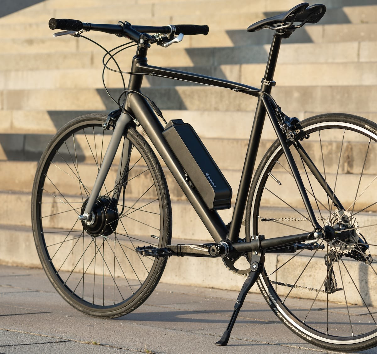 Unlimited e-Bike Conversion Kit turns any bicycle into an electric one
