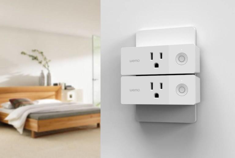 Wemo Mini Smart Plug in White