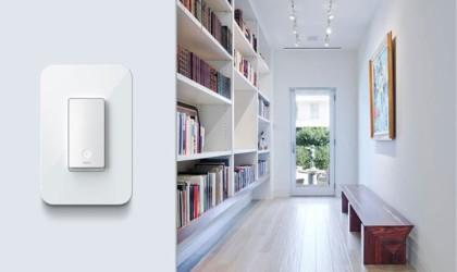 Belkin Wemo Smart Light Switch 3-Way Wi-Fi Switch