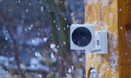 Wyze Outdoor Starter Bundle Weather-Resistant Camera