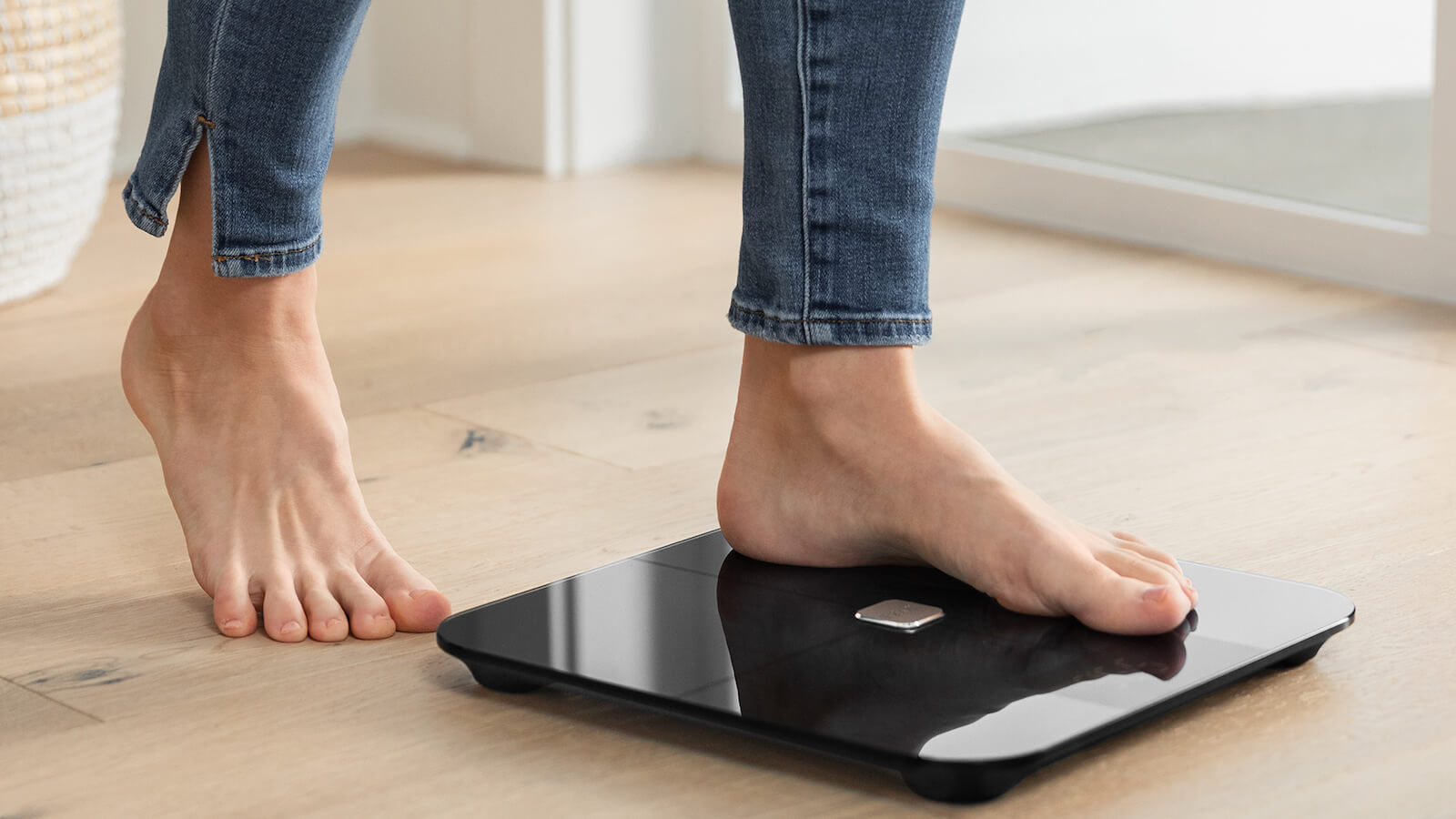 Wyze Scale body fat analyzer measures your lean body mass