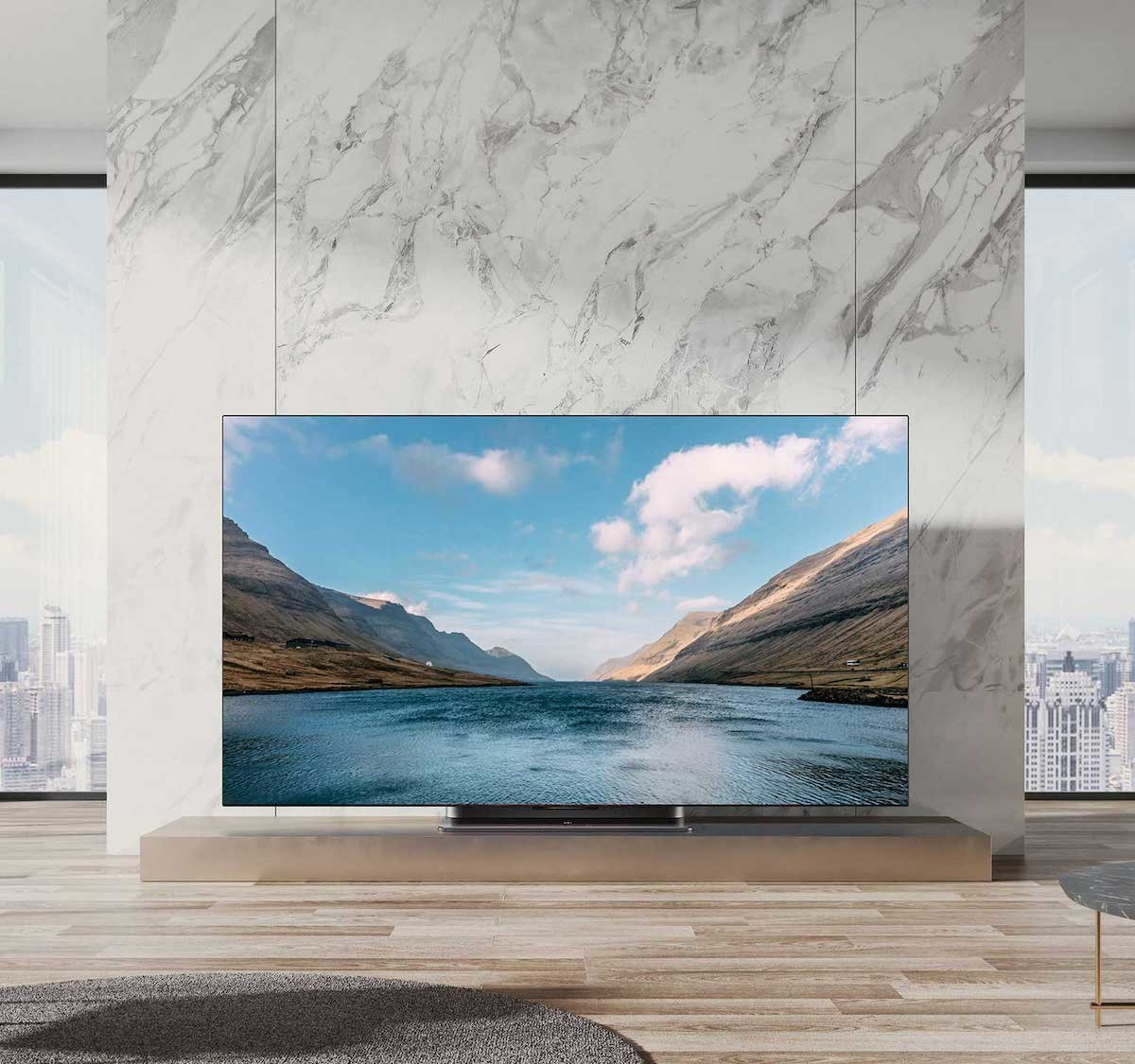 Xiaomi TV Master 65-Inch OLED Television uses self-luminous technology instead of backlighting