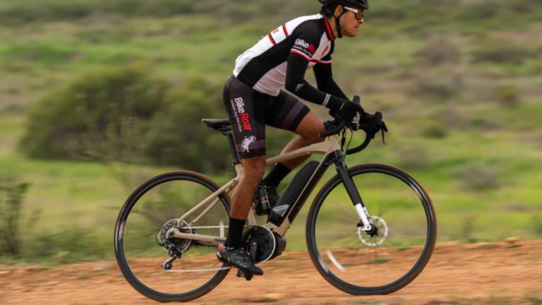 Yamaha Wabash electric gravel bicycle can handle tough terrain