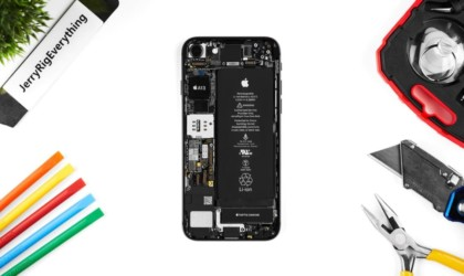 dbrand Zack Teardown Phone Skin
