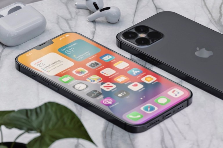 2020 iPhone 12 rumors: a flat-edge design reminiscent of the iPhone 4?